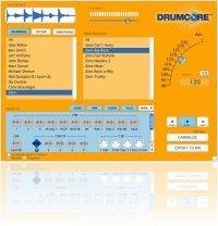 Virtual Instrument : DrumCore 1.0 - macmusic