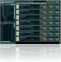 Music Software : NI updates Kontakt AU - macmusic