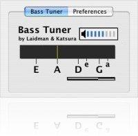 Plug-ins : Bass Tuner Audio Units 1.0 - macmusic