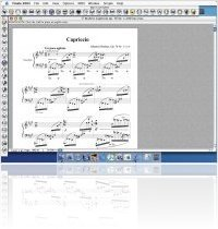 Music Software : Finale updated to v2005 a - macmusic