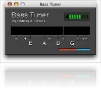 Music Software : Bass Tuner updated to v5.0.3 - macmusic