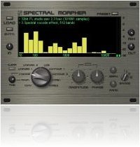 Plug-ins : Sound Designers & Spectral Suite - macmusic