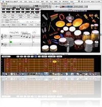 Music Software : Band-in-a-Box 12b22 - macmusic