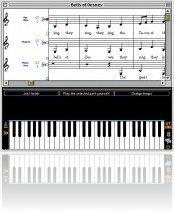 Logiciel Musique : Practica Musica grimpe en 4.548 - macmusic