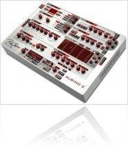Virtual Instrument : DaOrgan & Albino updated - macmusic