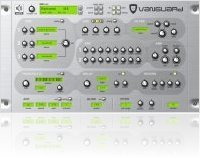 Virtual Instrument : Vanguard 1.1 - macmusic
