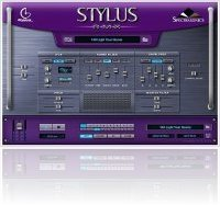 Instrument Virtuel : Stylus RMX version 1.2 - macmusic