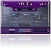 Virtual Instrument : Stylus RMX updated to v1.2 - macmusic