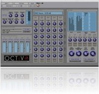 Plug-ins : Octirama for Pro Tools TDM - macmusic