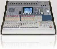 Audio Hardware : New Tascam DM-3200 digital console - macmusic