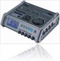 Audio Hardware : Edirol R-4 portable recorder shipping - macmusic