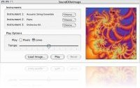Music Software : Image into music - macmusic