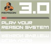 Music Software : Reason 3.0 today ! - macmusic