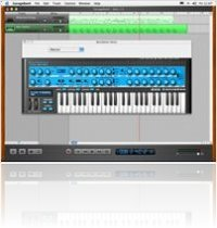 Virtual Instrument : Novation Basstation updated to v1.4 - macmusic