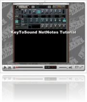 Virtual Instrument : Keytosound tutorials on Youtube - macmusic