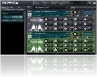 Instrument Virtuel : Zero-G présente Phaedra - macmusic