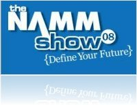 Event : Winter NAMM 2008 Report - macmusic