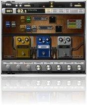 Plug-ins : Overloud TH1 Guitar Amp Simulator - macmusic