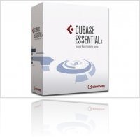 Music Software : Steinberg Cubase Essential 4 - macmusic