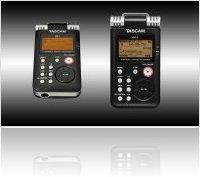 Audio Hardware : Tascam DR-1 Portable Digital Recorder - macmusic