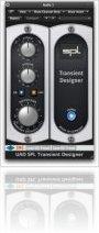 Plug-ins : Review: UAD SPL Transient Designer - macmusic