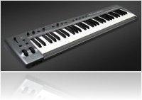 Music Hardware : M-Audio ProKeys Sono 61 & 88 - macmusic