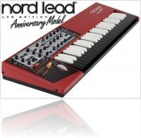 Music Hardware : Nord Lead Anniversary Model - macmusic
