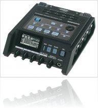 Audio Hardware : Edirol R-44 - macmusic