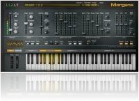Instrument Virtuel : 112db Morgana - macmusic