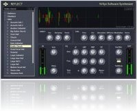 Plug-ins : VirSyn Reflect v1.4 - macmusic