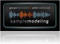 Virtual Instrument : SampleModeling The Trumpet - macmusic