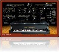Virtual Instrument : Synthogy Ivory Italian Grand - macmusic