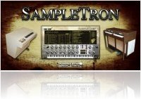 Virtual Instrument : IK Multimedia SampleTron released - macmusic