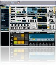 Instrument Virtuel : Digidesign Transfuser Preview - macmusic