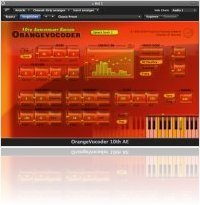 Plug-ins : OrangeVocoder 10AE released - macmusic