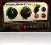 Plug-ins : Acoustic Feedback Deluxe for TDM - macmusic