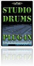 Virtual Instrument : AudioWarrior Studio Drums Plugin - macmusic