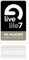 Logiciel Musique : Upgrade Ableton Live Lite 7 M-Audio Enhanced Edition - macmusic