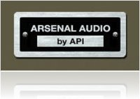 Matériel Audio : Arsenal Audio by API - macmusic