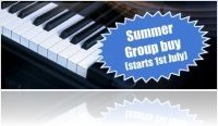 Industry : Pianoteq Summer Group Buy 2008 - macmusic