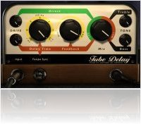 Plug-ins : Softube Tube Delay - macmusic