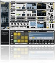 Virtual Instrument : Digidesign Transfuser available - macmusic