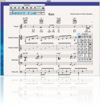 Music Software : Sibelius First - macmusic