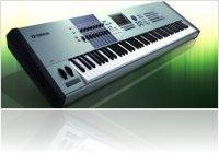Music Hardware : Yamaha Motif XS line v1.1 - macmusic