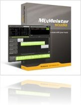 Music Software : Article : MixMeister Studio - macmusic