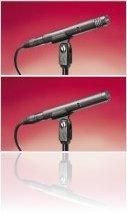 Audio Hardware : Audio-Technica AT4021 and AT4022 pencil condenser microphones - macmusic