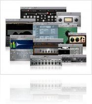Plug-ins : Digidesign Massive Pack 7 - macmusic