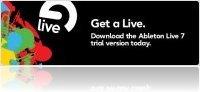 Logiciel Musique : Ableton Live 7 à l'essai pendant 14 jours - macmusic