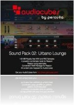 Misc : Urbano Lounge, a new AudioCubes Soundpack - macmusic