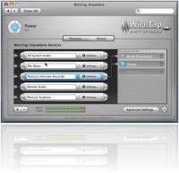 Logiciel Musique : Ambrosia WireTap Anywhere - macmusic